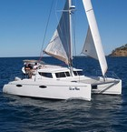 Le catamaran inoubliable Fountaine Pajot Mahe 36